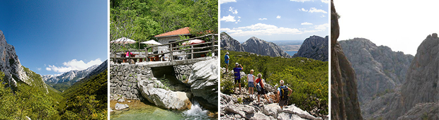 Der National Park Paklenica