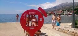 HotSpot Croatia free i wi-fi interpretacija u Starigradu