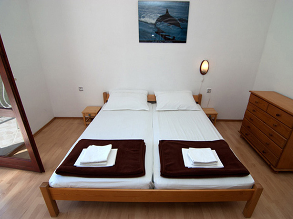 Apartments Starigrad Paklenica - Bedrooms