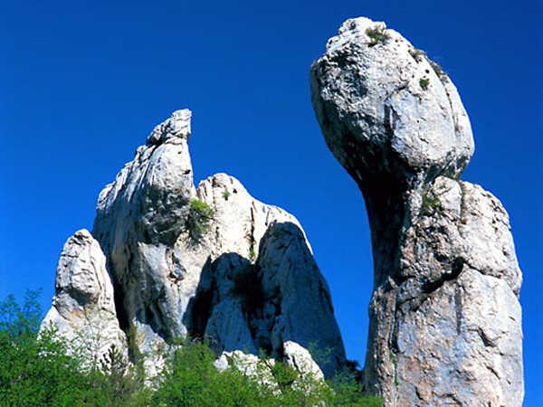 Jaga's hip - National Park Paklenica