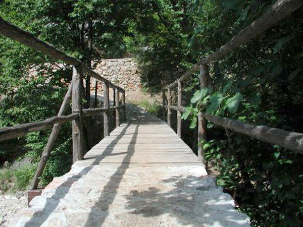 Bridge - Big Paklenica