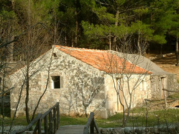 Paklenica mill - Croatia