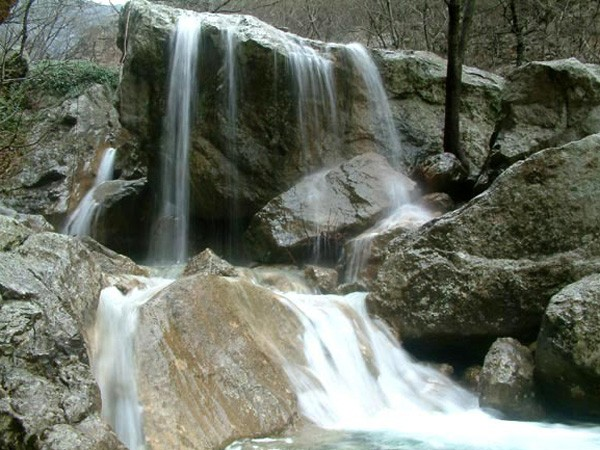 Waterfalls of Paklenica