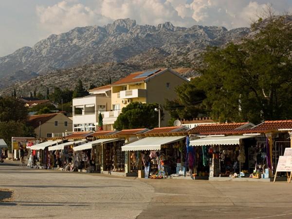 Surrounding of Starigrad