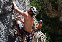 Alpine and recreational climbing