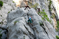 BIG WALL SPEED CLIMBING PAKLENICA 2011.