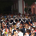 Concerts, folklore festivals, sports events