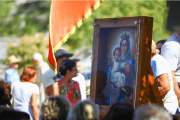 The fest of the Assumption of the Blessed Virgin Mary